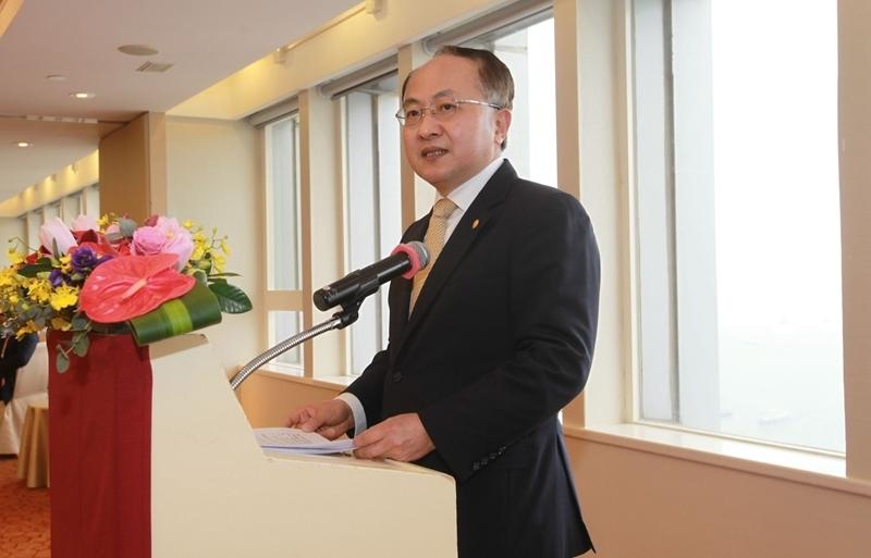 香港中联办举行2019年港区全国人大代