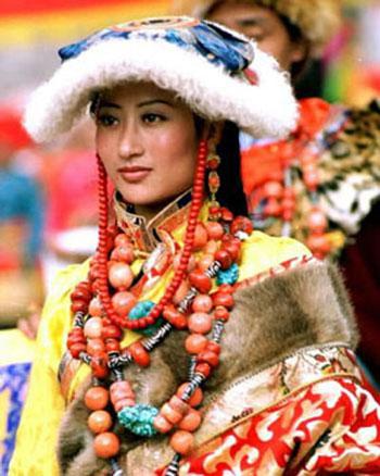 藏族 是中国人口较多