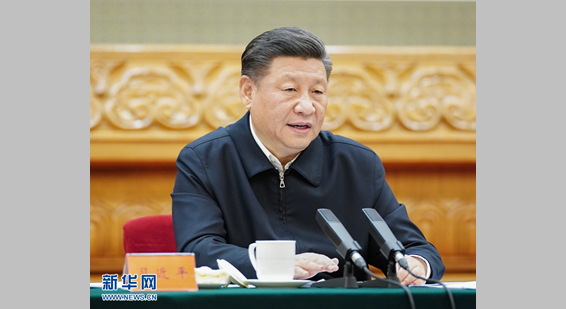 習近平︰毫不放松抓(zhua)緊(jin)抓(zhua)實抓(zhua)細(xi)防控工作 統籌(chou)做好經濟社會發展各項工作
