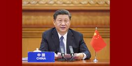 習近(jin)平出席G20特別峰(feng)會並發表重要講(jiang)話