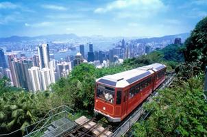 香港的百年公(gong)共交通