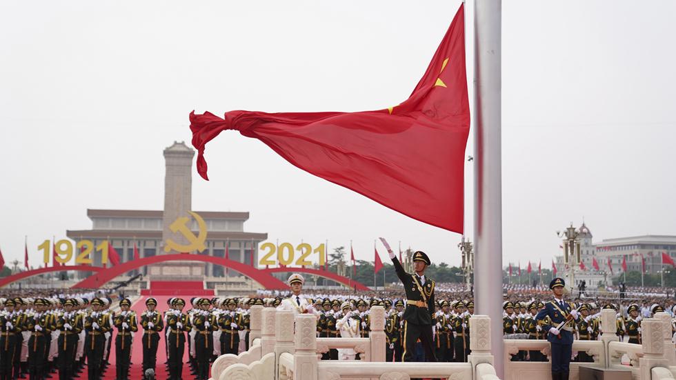 升国旗仪式